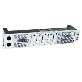 Entertainment-Mixer Mischpult Audio Sound DJ Disco DJ Equipment OMNITRONIC EM-650 si