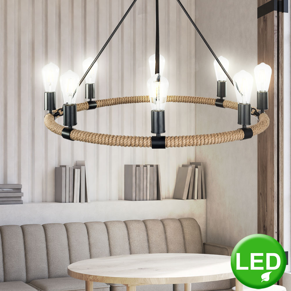 lampe seil gallery of lampe seil nett mica with lampe. Black Bedroom Furniture Sets. Home Design Ideas