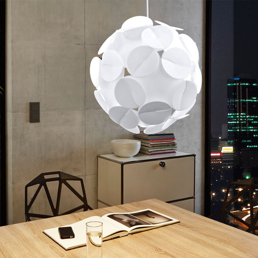 led 5 watt h ngelampe deckenbeleuchtung kugel ball pendelleuchte lampe leuchte kaufen bei www. Black Bedroom Furniture Sets. Home Design Ideas