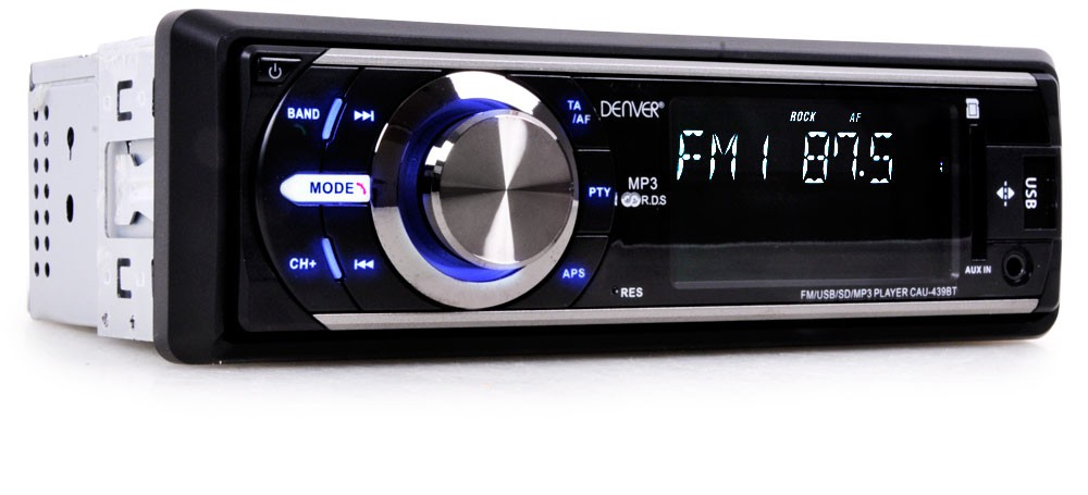 Digitales Stereo Auto Radio USB SD Anschluss Loundness Controll ...
