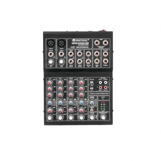 OMNITRONIC MRS-1002USB Recording-Mixer 10040271