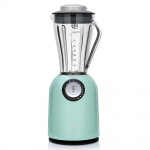 1L Stand Mixer Smoothies To-GO Trink-Becher inkl. Tasche Proteinshakes ice-mint