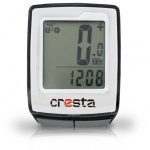 Fahrradcomputer 13 Funktionen Radsport Fahrrad-Equipment Wireless Tachometer Cresta PFC513