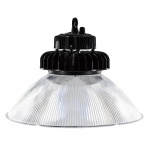LED 100W Hänge Leuchte Lager Hallen Highbay Light Tages Licht Industrie Lampe SAMSUNG CHIP