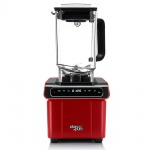 1200W Stand Mixer Touch-Bedienfeld 6 Progamme Frucht-Smoothie Suppen rot 1, 7L