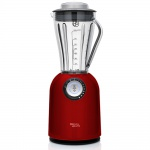 1L Stand Mixer Smoothies Proteinshakes To-GO Trink-Becher inkl. Reisetasche rot