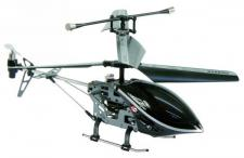 RC-Helicopter IPhone Edition 3, 5 Kanal Gyro Metall-Rumpf McTrack I-Fly schwarz