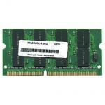 Arbeitsspeicher SO-DDR-II RAM 800 MHz 1024 MB CL 6.0 KINGSTON