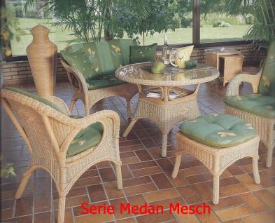 Mesch Auflage Jambi & Medan Serie Dessin 2000 100% Polyacryl - Vorschau 3