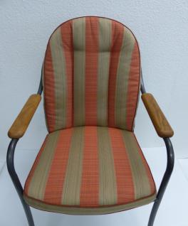 Auflage zu Sessel Comfort Dessin 3033 100% Polyacryl