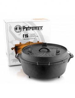 Petromax Feuertopf 6qt aus Gusseisen