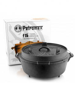 Petromax Feuertopf 6qt aus Gusseisen - Vorschau