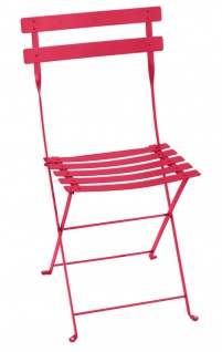 Fermob Stuhl Bistro Metall in rose praline