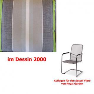 Auflage für Sessel Vibro Des. 2000 100% Polyacryl - Vorschau 2