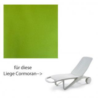 Auflage für Liege Cormoran von Allibert Evolutiv im Des. 2002 100% Polyacryl Lichtbeständigkeit 7-8 von 8 - Vorschau
