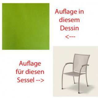 Auflage für Sessel Pilo von Royal Garden MWH im Des. 2002 100% Polyacryl Lichtbeständigkeit 7-8 von 8 - Vorschau