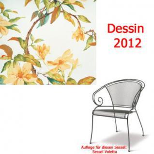 Auflage für Voletta im Dessin 2012 100% Polyester Lichtbeständigkeit 6-7 von 8