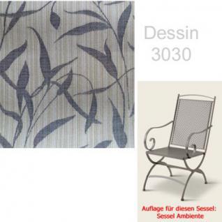 Auflage zu Sessel Ambiente Dessin 3030 100% Polyacryl