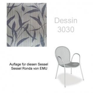 Emu Auflage Sessel Ronda Des. 3030 100% Polyacryl