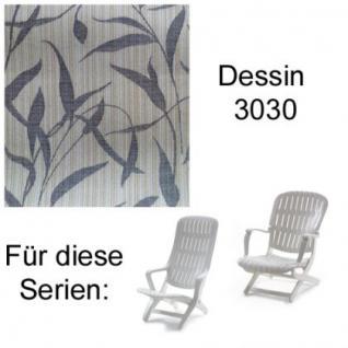 Allibert Auflage für Tangor und Estanza Des. 3030 100% Polyacryl