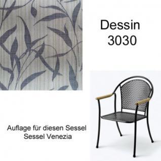 Auflage für Sessel Venezia Des.3030 100% Polyacryl