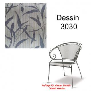 Auflage für Voletta im Dessin 3030 100% Polyacryl, Lichtbeständigkeit 7-8 von 8