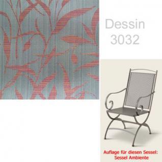 Auflage zu Sessel Ambiente Dessin 3032 100% Polyacryl