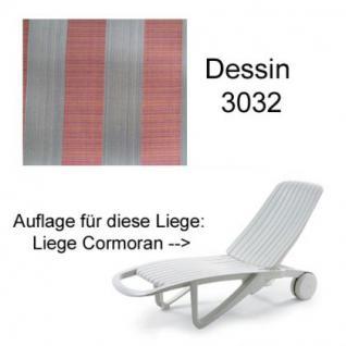 Allibert Auflage Liege Cormoran Des.3033 100% Polyacryl