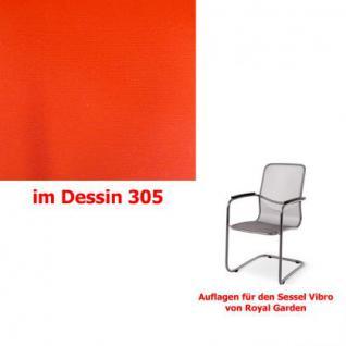 Auflage für Sessel Vibro Des.305 100% Polyacryl, Lichtbeständigkeit 7-8 von 8