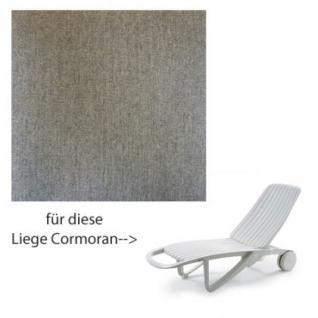 Auflage für Liege Cormoran von Allibert Evolutiv im Des. 311 100% Polyacryl, Lichtbeständigkeit 7-8 von 8 - Vorschau