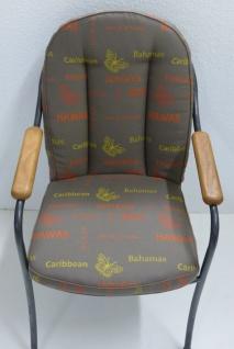 Auflage zu Sessel Comfort Dessin 3066 100% Polyacryl