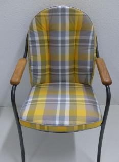 Auflage zu Sessel Comfort Dessin 2185 100% Polyester