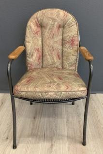 Auflage zu Sessel Comfort Dessin 1020 100% Polyester