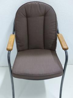 Auflage zu Sessel Comfort Dessin 315 100% Polyacryl