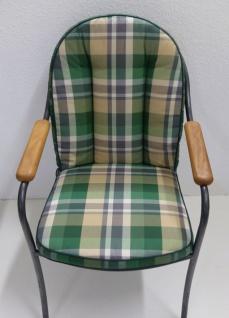 Auflage zu Sessel Comfort Dessin 2187 100% Polyester