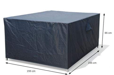 Schutzhülle Loungemöbel 235x235x65cm 100% Polyester