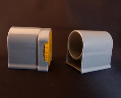 Bodengleiterset 35 mm für Gartentisch Acamp - Vorschau