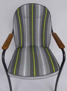 Auflage zu Sessel Comfort Dessin 2000 100% Polyacryl