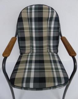 Auflage zu Sessel Comfort Dessin 2183 100% Polyester