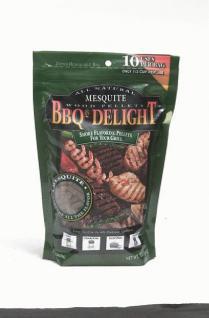 BBQ Mesquite Pellets - Vorschau