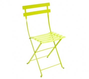 Fermob Stuhl Bistro Metall in eisenkraut