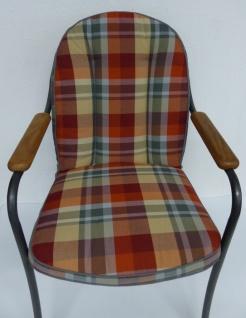 Auflage zu Sessel Comfort Dessin 2184 100% Polyester
