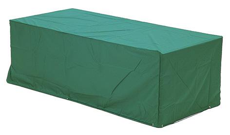 Gruppenplane 2, 8x1, 8m 100% Polyester in grün - Vorschau