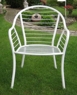 Auflage für Sessel Wien von Mesch im Dessin 2000 100% Polyacryl Lichtbeständigkeit 7-8 von 8 - Vorschau 2