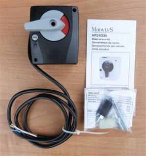 Mischerstellmotor Typ EASYFLOW 230-437 Anbausatz (8130#