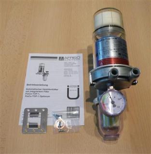 Automatischer Heizölentlüfter Afriso FloCo-Top-1KM mit Filter (6654#