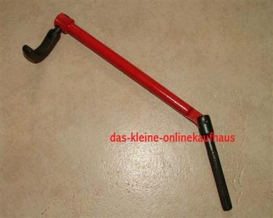Standhahnschlüssel // Top Sache // rot / HAAS (945# - Vorschau