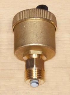 Automatischer Schnellentlüfter Watts 1/2 Zoll kurze Ausführung (10487#