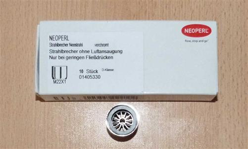 NEOPERL® Neostrahl® / PERLATOR® / M22x1 /1 Stück (5801#