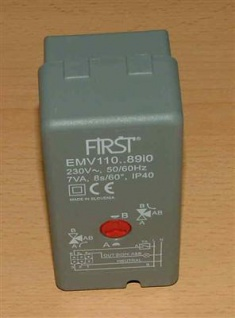 Motorkopf 230Volt für EMV Motorkugelhahn (312#